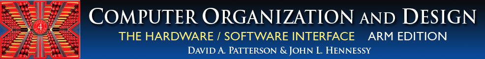 Morgan Kaufmann Patterson Hennessy Computer Organization And Design The Hardware Software Interface 4th Edition Welcome